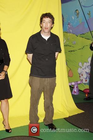 Tom Kenny and Spongebob Squarepants