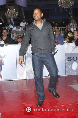 Will Smith Michael Jackson's 'This Is It' Premiere at the Nokia Theatre - Arrivals Los Angeles, Cailfornia - 27.10.09