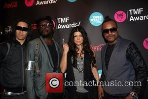 Black Eyed Peas Feeling Good At The Top Of The U.s. Charts