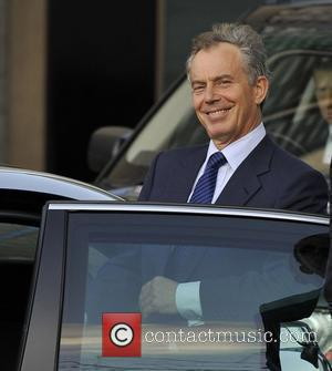 Blair: 'Bono Has World Leader Potential'