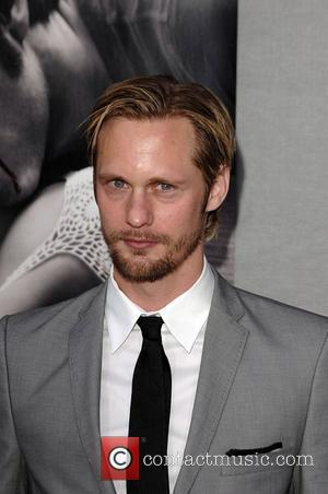 Alexander Skarsgard 'True Blood' Season 2 Premiere Screening at the Paramount Theater - Arrivals Los Angeles, California - 09.06.09