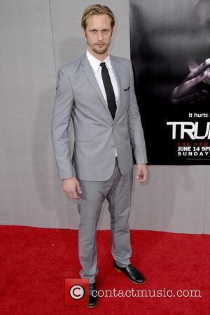 Alexander Skarsgard 'True Blood' Season 2 Premiere Screening at the Paramount Theater - Arrivals Los Angeles, California - 09.06.09