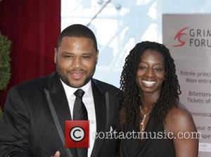 Anthony Anderson and Guest Monte Carlo Television Festival 2009 - Closing Ceremony - Inside Monte Carlo, Monaco - 11.06.09