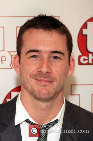Barry Sloane TV Quick & TV Choice Awards held at the Dorchester Hotel - Inside Arrivals London, England - 07.09.09