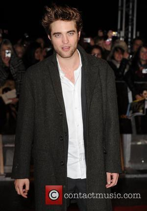 Pattinson: 'I Work As Hard As A Doctor'