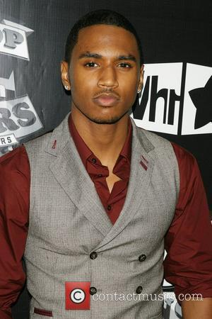 Trey Songz VH1 presents 2009 Hip Hop Honors at Brooklyn Academy of Music - Arrivals New York City, USA -...
