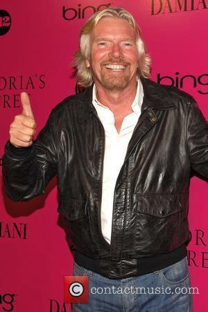 Branson Takes Space Tour To U.s. Tv