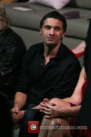 Olivier Martinez  Victoria's Secret Fashion Show at The Armory - Inside New York City, USA - 19.11.09