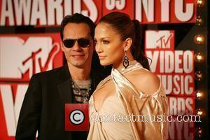 Marc Anthony and Jennifer Lopez  2009 MTV Video Music Awards (VMA) held at the Radio City Music Hall -...