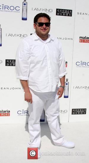 Jonah Hill The Annual White Party held at a private residence in Beverly Hills - Arrivals California, USA - 04.07.09