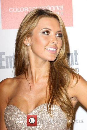 Audrina Patridge 2009 Entertainment Weekly & Women In Film pre-Emmy party presented by Maybelline Colorsensational held at the 'Restaurant' at...