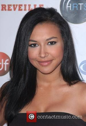 Naya Rivera 7th Annual 'Young Hollywood' Holiday Party at My House Restaurant - Arrivals Hollywood, Caifornia - 03.12.09