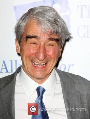 Sam Waterston The Alliance for Children's Rights honors 'Law And Order' held At The Beverly Hilton Hotel Beverly Hills, California...