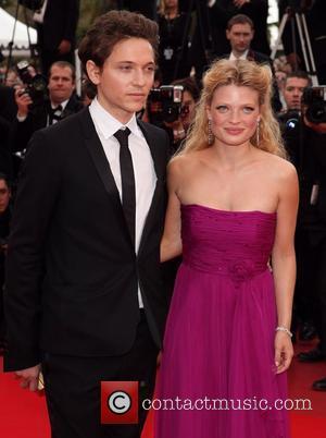 Melanie Thierry and Raphael