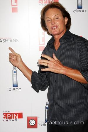 Bruce Jenner The Keeping Up With the Kardashians Season 5 Premiere Party at Trousdale  West Los Angeles, California -...