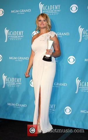 Miranda Lambert The 45th Annual Academy of Country Music Awards - Press Room at the MGM Grand Garden Arena Las...