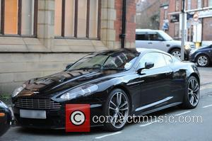 Insurance Nightmare: Pink Vauxhall Corsa Writes Off James Bond-Style Aston Martin