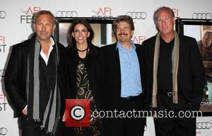 Kevin Costner, Claire Rudnick Polstein, John Wells and Craig T. Nelson AFI Fest 2010 - 'The Company Men' screening held...