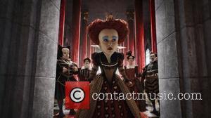 Bonham Carter Silenced As Red Queen