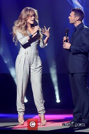 Jennifer Lopez, Ryan Seacrest, American Idol