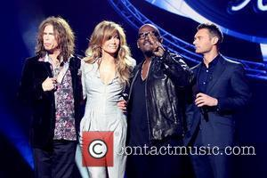 Steven Tyler, American Idol, Jennifer Lopez, Randy Jackson and Ryan Seacrest