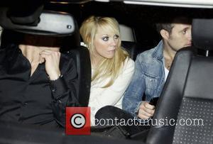 Liz McClarnon and Antony Costas celebrities attend an event at Anesis Spa in Clapham  London England - 13.01.11