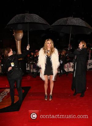 Kesha The BRIT Awards 2010 - 30th Anniversary held at Earl's Court - Arrivals London, England - 16.02.10