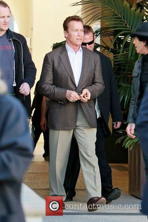 Schwarzenegger Has No Regrets About Shunning Hollywood During Governor Time