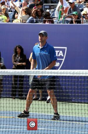 West, Usher And Legend Fail To Inspire U.s. Open Flop Roddick