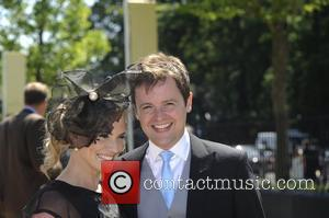 Declan Donnelly and Georgie Thompson