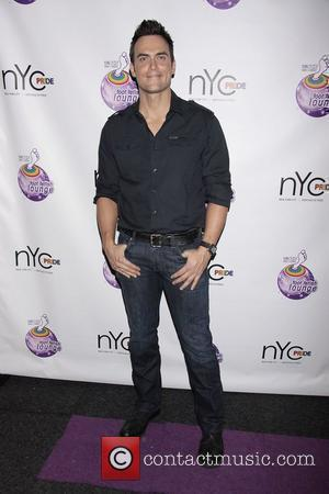 Cheyenne Jackson Barefoot Wine & Bubbly reception for 'Celebrity Autobiography, Special Gay Pride Performance' held at the Barefoot Wine Foot...