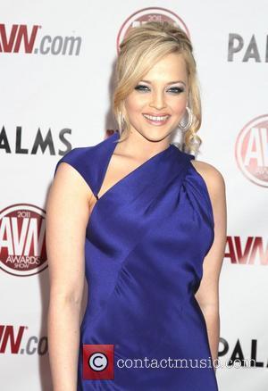 Alexis Texas The AVN Awards 2011 held at the Palms Casino Resort - Arrivals Las Vegas, Nevada - 08.01.11