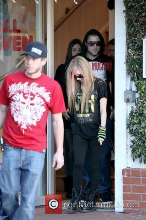 Lavigne Proud Of Charity Launch