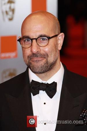 Stanley Tucci The Orange British Academy Film Awards (BAFTA Awards) held at the Royal Opera House - Arrivals London, England...