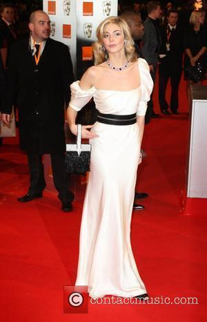 Tamsin Egerton The Orange British Academy Film Awards (BAFTA Awards) held at the Royal Opera House - Arrivals London, England...
