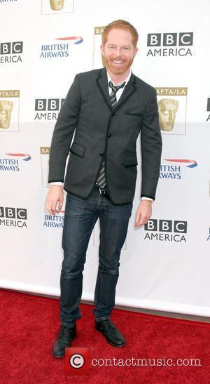 Jesse Tyler Ferguson  arrives at the BAFTA LA's 2009 Primetime Emmy Awards TV Tea Party at Century Plaza Hotel...