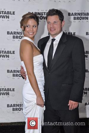 Nick Lachey and Vanessa Minnillo The Barnstable Brown Gala at the 136th Kentucky Derby Louisville, Kentucky - 30.04.10