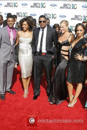 Cast of The Game (l-r) Pooch Hall,...