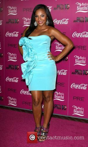 Ashanti arrives at a BET pre-party at Union Station Los Angeles, California - 26.06.10