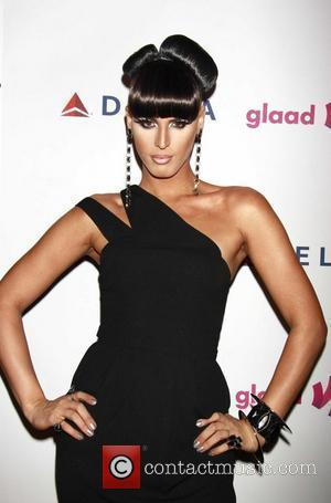 Carmen Carrera  'GLAAD Manhattan' Summer Event held at 230 Fifth Avenue. New York City, USA - 03.08.10