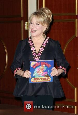 Midler Stages Haiti Benefit At Las Vegas Concert
