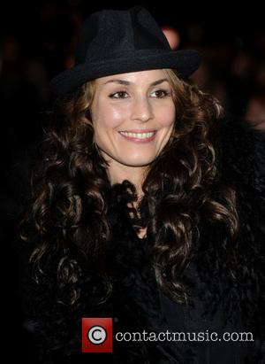 Noomi Rapace  54th BFI London Film Festival: 'Black Swan' UK premiere held at the Vue West End - Arrivals...