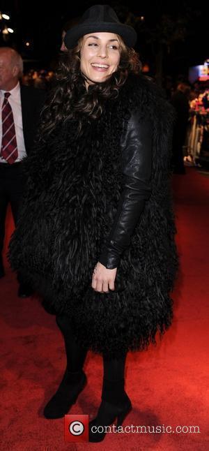 Noomi Rapace 54th BFI London Film Festival: 'Black Swan' UK premiere held at the Vue West End - Arrivals London,...