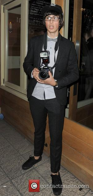 Samuel Pepper at the Big Brother 11 wrap party, held at Grace Bar. London, England - 14.09.10