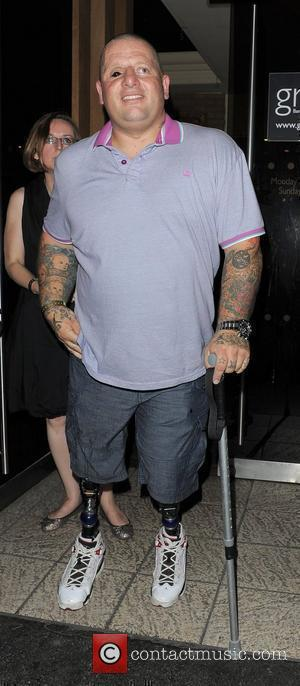 Steve Gill at the Big Brother 11 wrap party, held at Grace Bar. London, England - 14.09.10