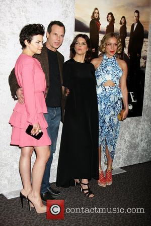 Ginnifer Goodwin, Bill Paxton, Jeanne Tripplehorn and Chloe Sevigny Los Angeles Premiere of the HBO Original Series Big Love held...