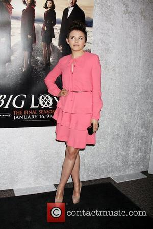 Ginnifer Goodwin  Los Angeles Premiere of the HBO Original Series Big Love held at the Directors Guild of America...