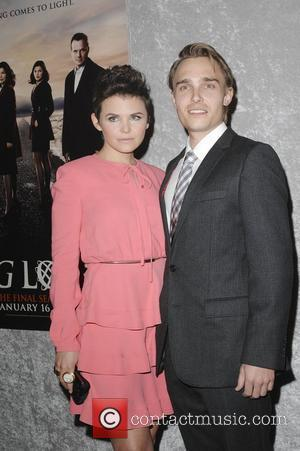 Ginnifer Goodwin and Joey Kern Los Angeles Premiere of the HBO Original Series Big Love held at the Directors Guild...
