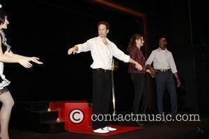 David Duchovny, Amanda Peet and John Earl Jelks
