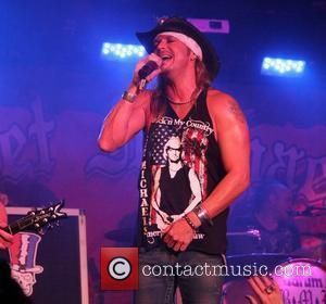Bret Michaels  Bret Michaels performing at Mulcahy's Of Wantagh, Long Island City New York City, USA - 09.11.10